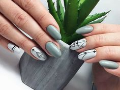 Learn something new and create unique spring nail designs in 2018 ❤ Find the great nail art ideas for spring ❤ Check out our gallery with more than images for your inspired ❤ Our easy video tutorial help you to make cute spring manicure right at home Cute Spring Nails, Spring Nail Art, Nail Designs Spring, Simple Nail Designs, Spring Design, Acrylic Nail Designs, Nail Art Designs, Acrylic Nails, Nails Design
