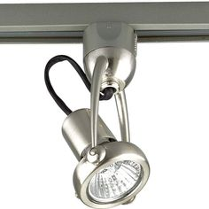 View the Progress Lighting P6115 Alpha Trak Gimbal Head - for MR16 Bulbs up to 50W at LightingDirect.com.