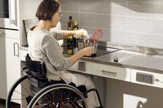 handicap+solutios | Handicap Accessible Kitchens