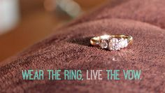 why I stopped wearing my wedding ring