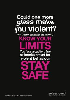 Alcohol awareness - Knowing your limits by Dudley Council, via Flickr