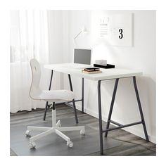 LERBERG Benbock - grå - IKEA