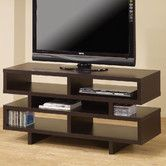Bedroom tv stands coaster stands contemporary console with open storage cappuccino finish coaster fine furniture bedroom tv stand ideas Bedroom Tv Stand, Tv In Bedroom, Bedroom Brown, Bed Rooms, Bedroom Sets, Tv Stand With Storage, Diy Tv Stand, Tv Stand And Entertainment Center, Entertainment Room
