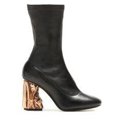 Acne Studios Odessa Mid-Calf Boots