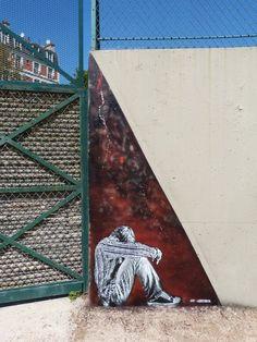 Jef Aerosol: ritratti Stunning | DESIGNWARS - Inspiration Daily Graffiti Art, Street ArtDESIGNWARS - Inspiration Daily Graffiti Art, Street Art