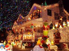 Mind Blowing Outdoor Christmas Decorations for Christmas 2013