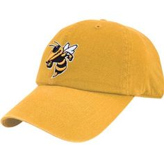 $24 Georgia Tech Yellow Jackets Gold Franchise Fitted Hat - We like this one.