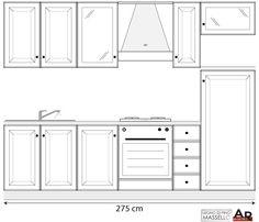 scegli tutti gli elementi adatti per la tua cucina e con arredamenti rustici puoi disegnarla da