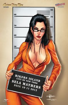 GRIMM FAIRY TALES #78 Cover C- Cafaro- NYCC 2012 Exclusive (Limited to 500): Zenescope Shop