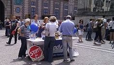 Die Partei der Vernunft (Kurzbezeichnung: PDV) ist eine libertäre[3] Kleinpartei in Deutschland. Sie steht dem Sozialstaat ablehnend gegenüb...