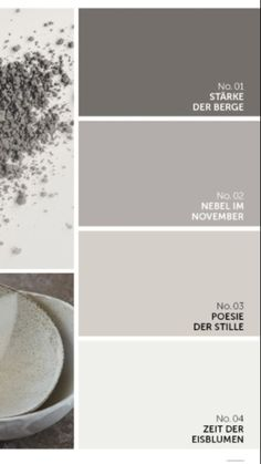 wohnzimmer Alpina Farben Feine grau Alpina Feine Farben Grau Alpina Feine Farben No. Room Color Schemes, Room Colors, Wall Colors, House Colors, Colours, Interior Paint Colors, Paint Colors For Home, Grey Hallway, Discount Bedroom Furniture