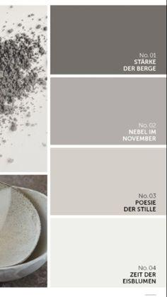 Alpina Feine Farben Grau #alpina #farben #feine Enduit Façade, Couleur Mur  Chambre