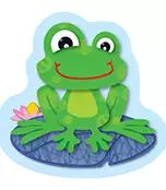 FUNky Frogs Mini Cut-Outs