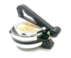 Jaipan 8' Jumbo Indian Roti Chapati Puri Flat Bread Tortilla Maker - Powerful 1000 Watts - 110 Volts (USA Canada) - Made in India * Click image for more details.