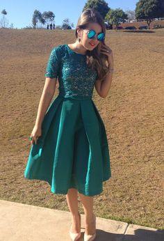 Vestidos largos para otoño 2015   ActitudFEM