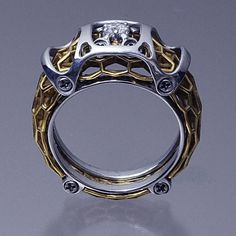 I designed and manufactured this ring in 2014. 2014_Ring_01 I am creating more jewelry. I accept your follow. And see more pics! 説明は英語が多いですがコメントは日本語で大丈夫ですよ 2.0 #3dprinting #3dprinter #fashion #style #beauty #gorgeous #styles #jewelry #fashionista #luxury #accessories #fashionblogger #fashionable #mode #jewellery #fashiondiaries #fashionblog #fashionstyle #Jewels #accessory #highfashion #fashiongram #accesorios #fashiondesign #finejewelry #ファッション #コーデ #アクセサリー #コーディネート #ジュエリー by nakatakeshi