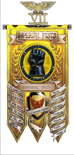 imperial fists logo - photo #17