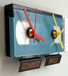 Recicla antiguos VHS