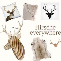 Der Herbst ist bei uns die Zeit für: Hirsche, Holz und Rentiere! Es wird umdekoriert! Schaut doch rein, wir verraten euch auch, wo ihr die vielen Hirsche bekommt.