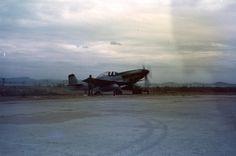 Suwon, P51 Mustang, Korean War, November, America, Blue, November Born, Usa