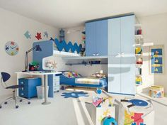 Dormitorios Minimalistas para Niños - Habitaciones Infantiles : Decorar tu Habitación