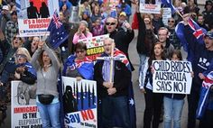George Christensen welcomes Reclaim Australia split, rejecting 'anti-Muslim' element   Australia news   The Guardian