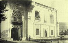 Bursa Ulu Camii Eski Fotoğrafları, Tarihi Fotoğrafları, İlk Fotoğrafları