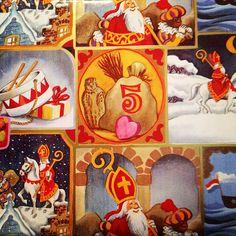 dank u Sinterklaasje!!