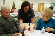 Seniors experience joy of Advent - The Arlington Catholic Herald