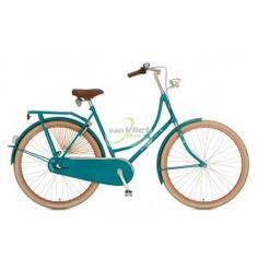 #Cortina #fiets #Soul #3v #D57 #turquoise #dames #fietsen