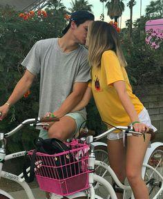 Image about love in parejas goals by Tatiana Rodriguez Cute Relationships, Relationship Goals, Dylan Jordan, Summer Mckeen, Bff, Tumblr Couples, I Miss U, Boyfriend Goals, Future Boyfriend