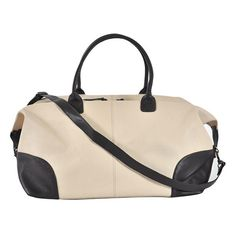 Montevideo Leather Weekender