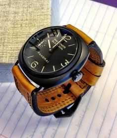 Panerai 292 Black Seal