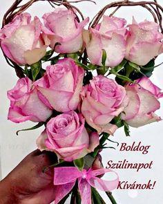 Szabó Imréné Jutka Name Day, Jenni, Birthday, Happy, Plants, Plant Pots, Flowers, Birthdays, Saint Name Day