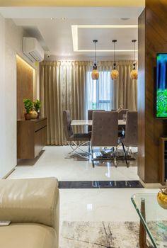 SIMPLE APARTMENT DESIGN  VINAYAK CONSULTANTS - The Architects Diary Decor, Simple Apartments, Interior, Dining Room Design, Living Room Interior, Bedroom Bed Design, Home Interior Design, Interior Design, Inexpensive Decor