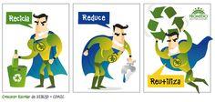#Recicla #Reduce #Reutiliza #MedioAmbiente #Ecología
