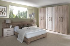 Beautiful Fitted bedrooms manufactured in Bolton, Lancs.