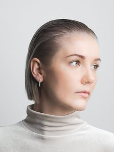 Beam earrings by Signed Studio. Available at www.uumarket.fi - UU Market: Home of New Finnish Design.
