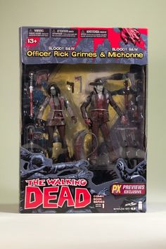 McFarlane Toys The Walking Dead COMIC Series Exclusive Action Figure