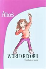 Alice's World Record - Hardcover