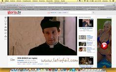 Publicidad fuera de lo común aparece en la película de Don Bosco de web cristiana
