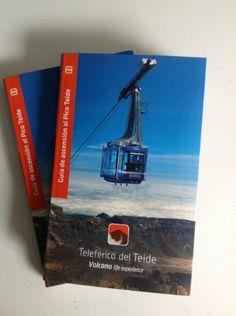 Guía de ascensión al Pico Teide: Telesférico del Teide / Juan Sergio Socorro Hernández. Esta guía de formato de viaje, ilustrada con fotos, gráficos y mapas que explican los principales senderos del Teide, la geología del parque y las fichas de interpretación del paisaje, además de una completísima ruta de los senderos del Parque Nacional. http://absysnetweb.bbtk.ull.es/cgi-bin/abnetopac01?TITN=501829