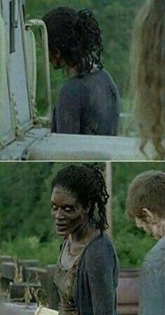The Walking Dead, season 7, episode 6 'Swear'