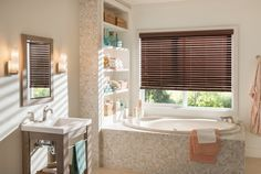 graber window treatments honeycomb graber simple selections stained faux wood blinds at schneider window treatments in west salem wi 14 best images on pinterest