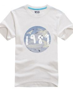 Taylor Swift 1989 raglan t shirt for men seagull circle tee short sleeve-