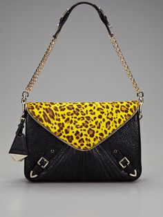 Maria Convertible Clutch by Rebecca Minkoff Collection on Gilt.com