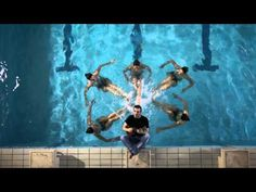 """Ukulollo - """"The Earth Under My Feet"""" [Official Music Video] AND synchronized swimming"""