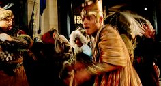 Rami Malek as Ahkmenrah in Night At The Museum