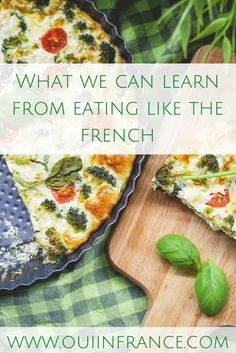 What we can learn from eating like the French. The French know how to do mealtime right, so here's what the French culture does right when it comes to food. French Diet, French Chic, French Food, French Style, French Articles, French Beauty Secrets, French Lifestyle, France, Oui Oui