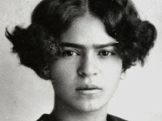Frida KahloFrida Khalo's Life in Pictures More Pins Like This At FOSTERGINGER @ Pinterest
